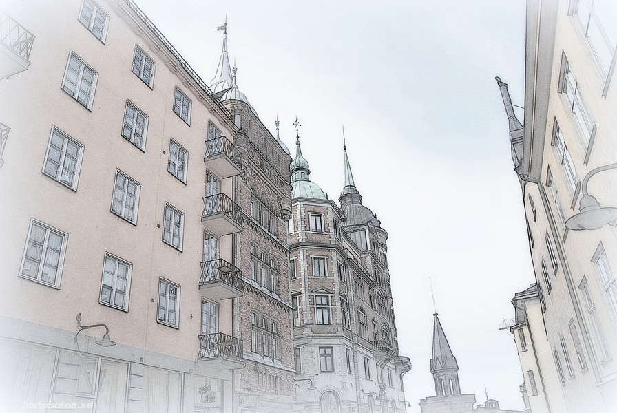 photo is taken in Stockholm