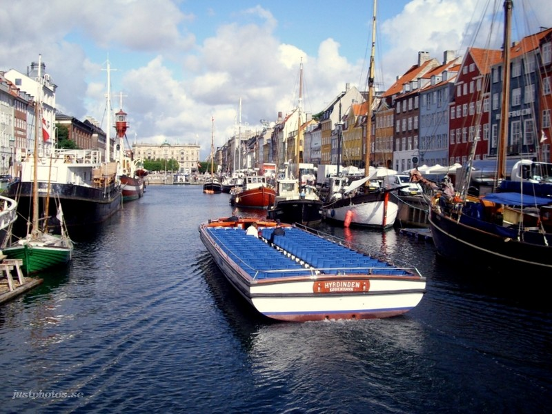 the beauty of Copenhagen